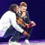 Dontae Winslow & Justin Timberlake